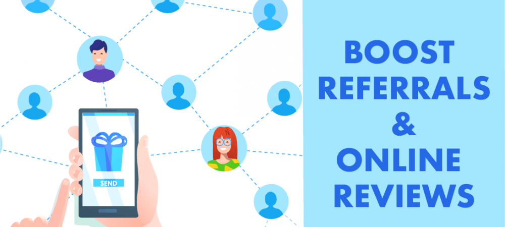 Tax Preparation Software With Texting Boosts Referrals and Reviews